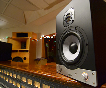 Sear Sound Studio, Chris Allen, SC207